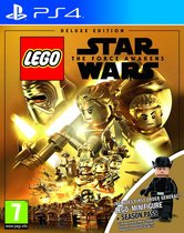 LEGO Star Wars: The Force Awakens - Limited Edition (First Order General) - PS4