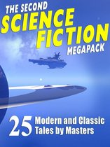 Afbeelding van The Second Science Fiction Megapack