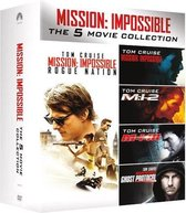 Mission Impossible - The 5 Movie Collection