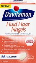 Davitamon Haar Huid Nagels - Multivitamines & Mineralen - 56 tabletten