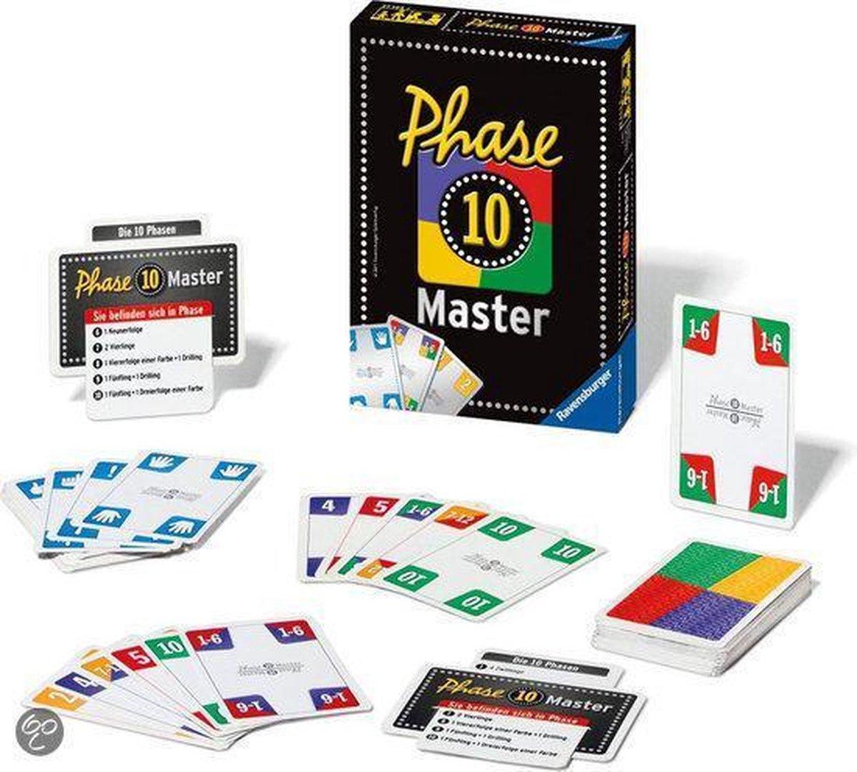 Phase 10 master