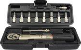Bofix Momentsleutel 4-24 Nm Met Bitjes 12-delig