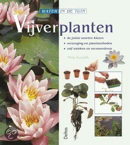 Water in de tuin - Vijverplanten - Annette Kamping  