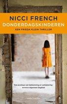 Omslag Frieda Klein 4 - Donderdagskinderen