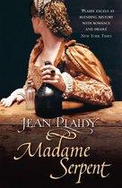 Omslag Madame Serpent
