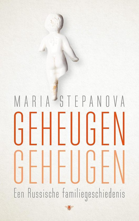 Voorbij het geheugen - Maria Stepanova  