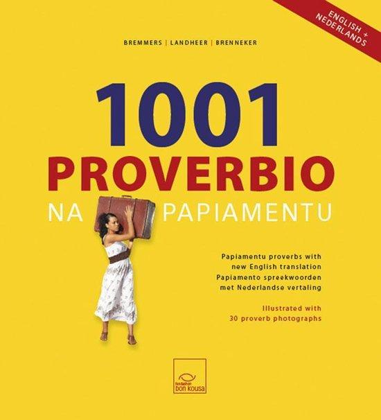 Cover van het boek '1001 Proverbio na Papiamentu'