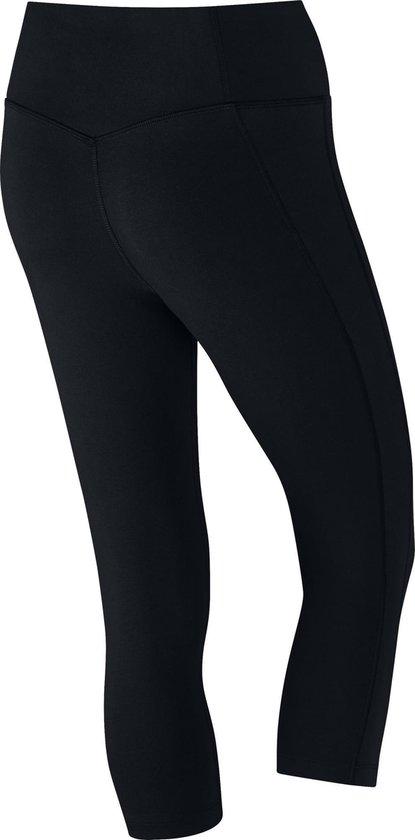 Nike Hardloopbroek - Maat M  - Vrouwen - zwart