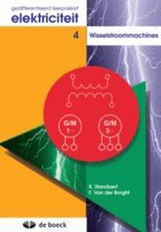 Gedifferentieerd leerpakket elektriciteit 4 - leerboek - Karel Standaert |