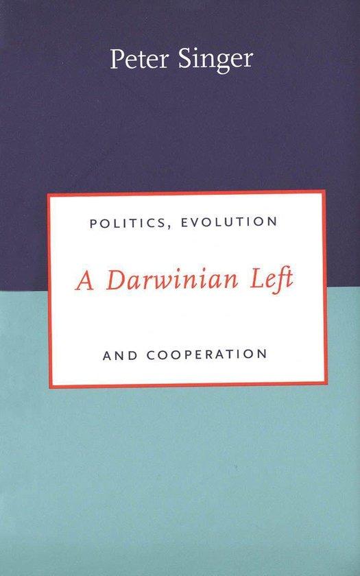 Boek cover A Darwinian Left van Peter Singer (Onbekend)