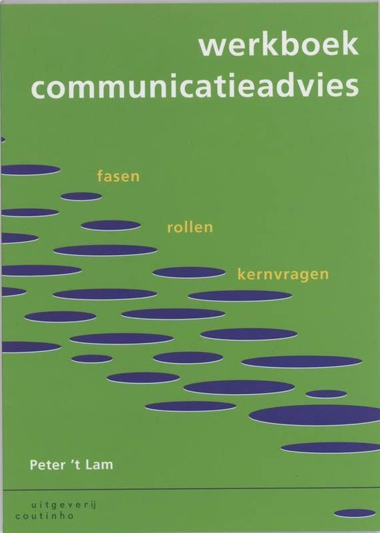 Werkboek communicatieadvies - P. 't Lam | Readingchampions.org.uk