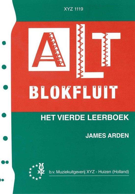Altblokfluit 4 - James Arden  