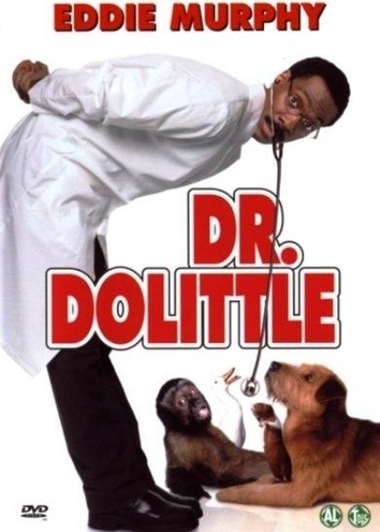 Cover van de film 'Dr. Dolittle'