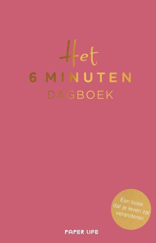 Afbeelding van Het 6 minuten dagboek  -   Het 6 minuten dagboek