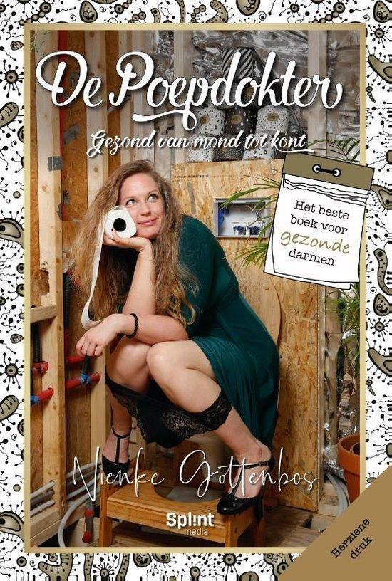 Boek cover De Poepdokter van Nienke Gottenbos (Hardcover)