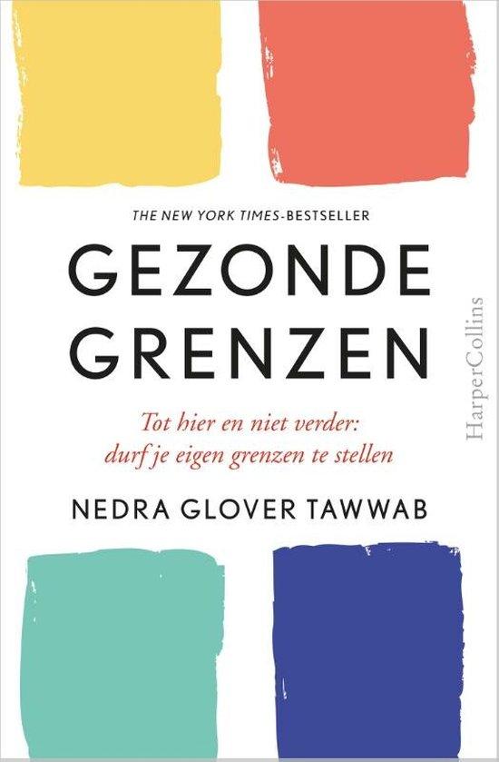Boek cover Gezonde grenzen van Nedra Glover Tawwab (Paperback)