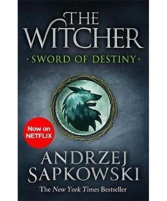 Boek cover Sword of Destiny van Andrzej Sapkowski (Paperback)