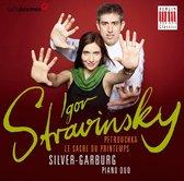 Stravinsky: Petroucka?Le Sacre Du Printemps
