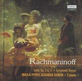 Rachmaninoff: Suites Op.5 & 17, Symphonic Dances
