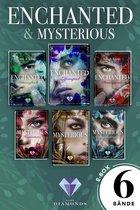 ''Enchanted'' und ''Mysterious'': Alle Bände der beiden zauberhaften Trilogien in einer Mega-E-Box!