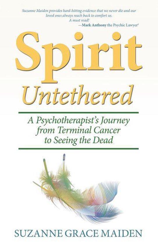 Omslag van Spirit Untethered