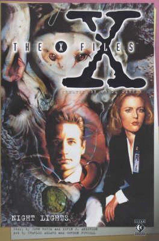 Boek cover X-files van Kevin J Anderson (Paperback)
