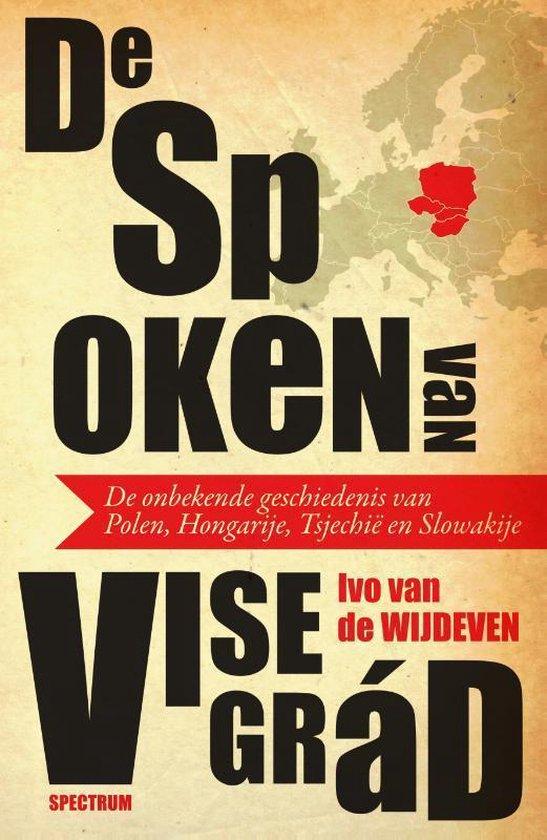Boek cover De spoken van Visegrád van Ivo van de Wijdeven (Paperback)