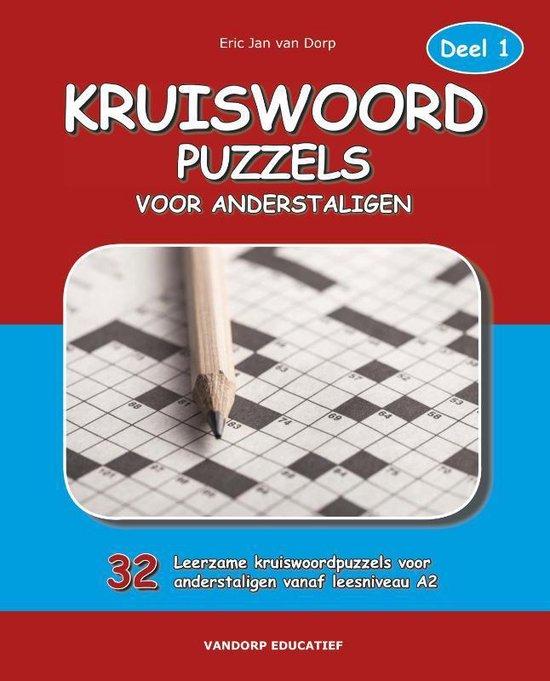 Afbeelding van Kruiswoordpuzzels voor anderstaligen