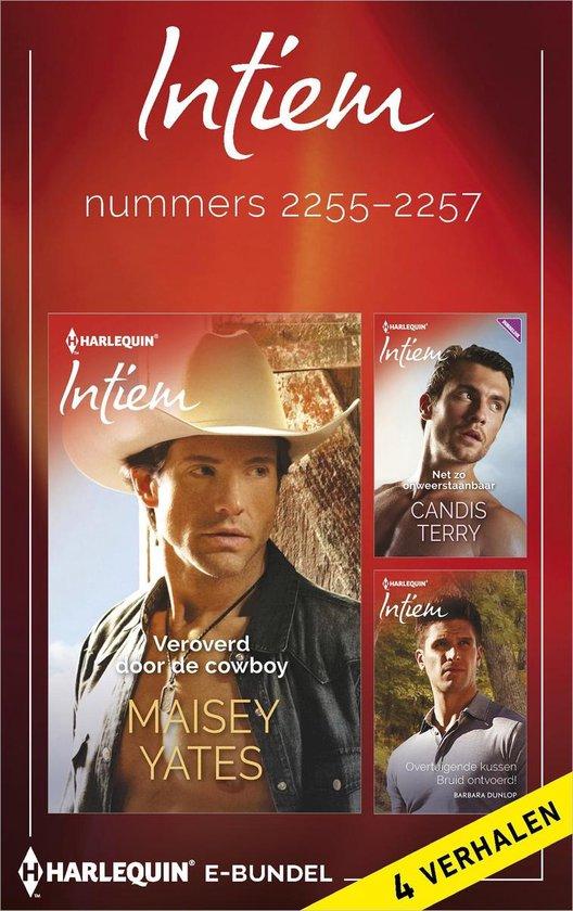 Intiem e-bundel nummers 2255-2257 (4-in-1) - Maisey Yates pdf epub