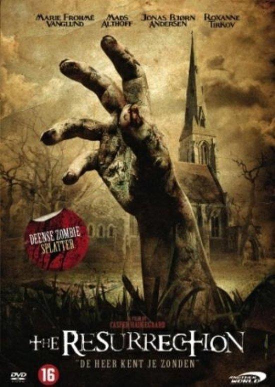 Cover van de film 'The Resurrection'