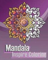 Mandala Inspire Coloring