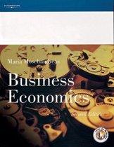 Boek cover Business Economics van Maria Moschandreas