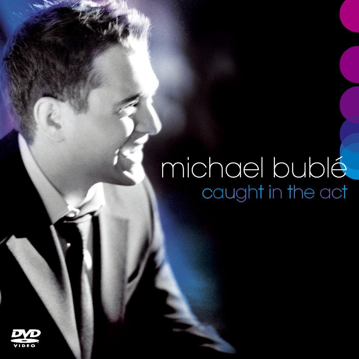 Caught In The Act (CD+DVD) - Michael Bublé