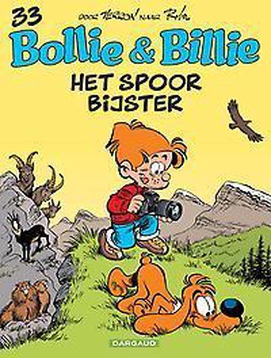 Bollie & billie 33. het spoor bijster - Laurent Verron |