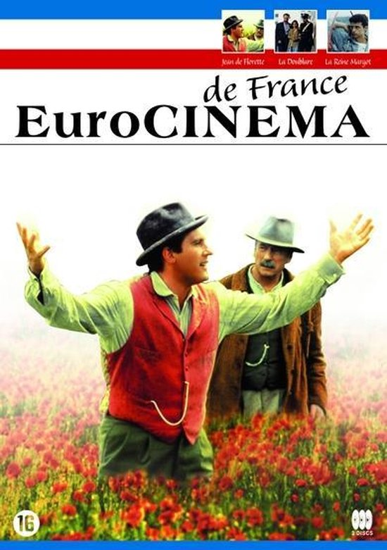 Cover van de film 'Eurocinema France'