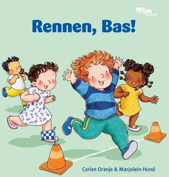 Bas - Rennen, Bas! - Corien Oranje |