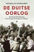 Boek cover De Duitse oorlog van Nicholas Stargardt (Onbekend)