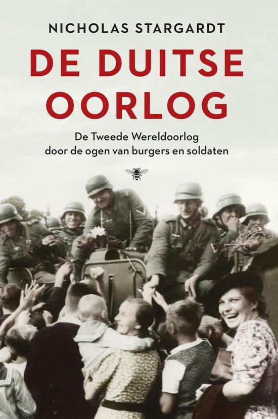 De Duitse oorlog - Nicholas Stargardt  