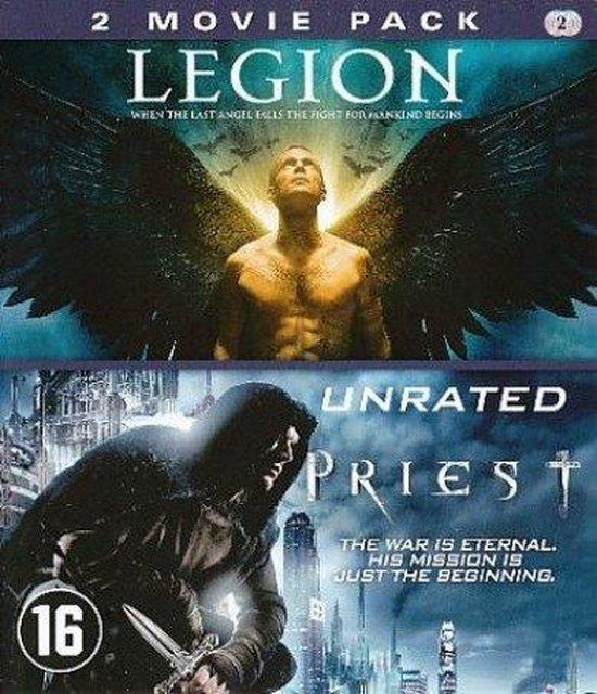 Cover van de film 'Legion/Priest'