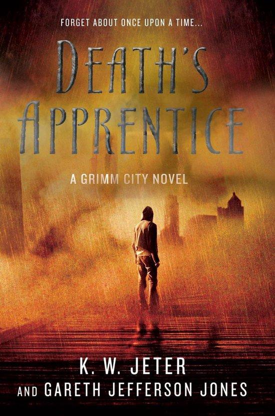 Boek cover Deaths Apprentice van K. W. Jeter (Onbekend)