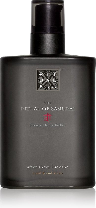 RITUALS The Ritual of Samurai Aftershave Soothing Balsem - 100 ml