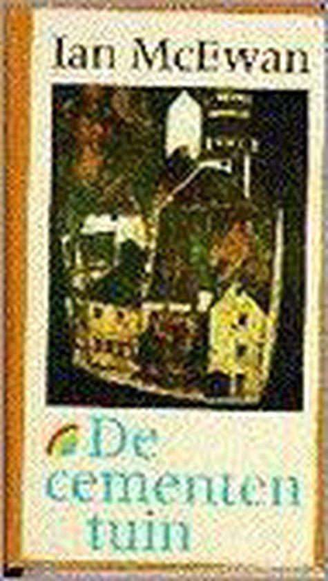 Rainbow pocketboeken 137: de cementen tuin - Ian McEwan |