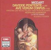 Mozart: Davidde Penitente; Ave Verum Corpus