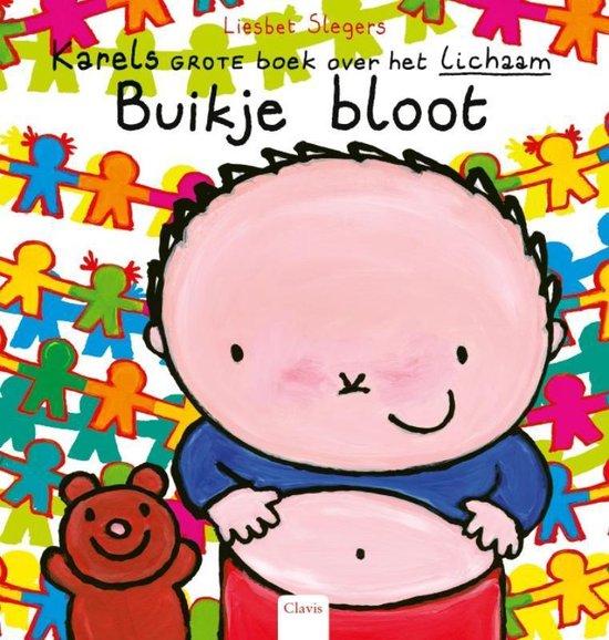 Boek cover Buikje bloot van Liesbet Slegers (Hardcover)