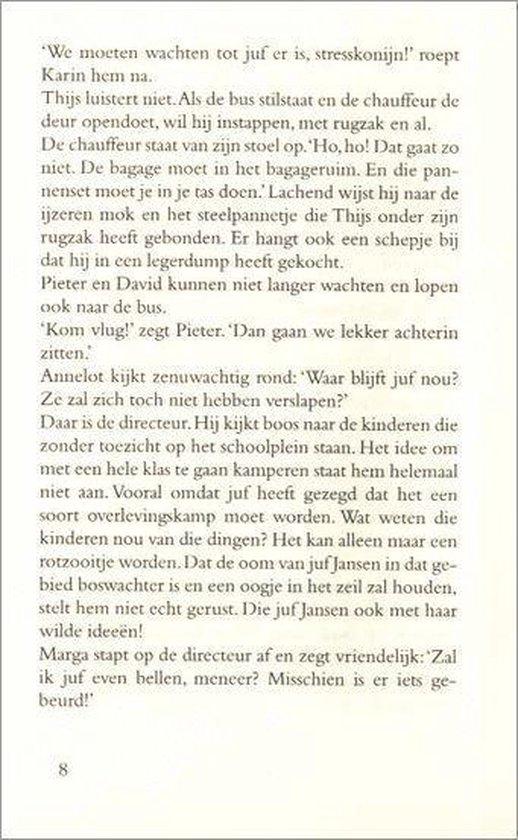 De Beestenbende Van Juf Jansen