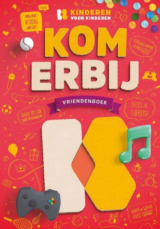 Boek cover Kinderen voor Kinderen 2 -   Kom erbij van Kinderen voor Kinderen (Hardcover)
