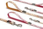 Beeztees Envy looplijn hond Hula Hula - Roze 120 cm