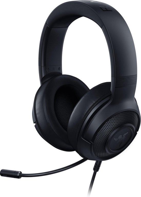 Razer Kraken X - Gaming Headset - Zwart -  PC