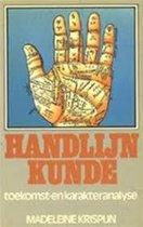 Handlijnkunde - Madeleine Krispijn