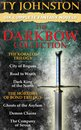 Omslag The Darkbow Collection - Six Epic Fantasy Novels (The Kobalos Trilogy, and The Horrors of Bond Trilogy)
